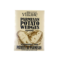 GOURMET VILLAGE RECIPE BOX PARMESAN WEDGES SEASONING, FOOD, Styles For Home Garden & Living, Styles For Home Garden & Living