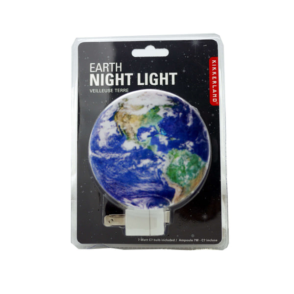 EARTH NIGHT LIGHT, BABY ITEMS, Styles For Home Garden & Living, Styles For Home Garden and Living
