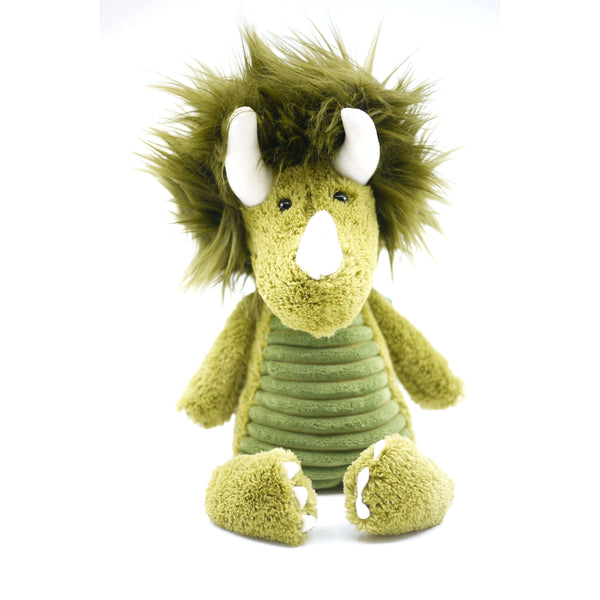 JELLYCAT SNAGGLEBAGGLE DENNIS DINO MEDIUM STUFFED, TOYS, Styles For Home Garden & Living, Styles For Home Garden and Living