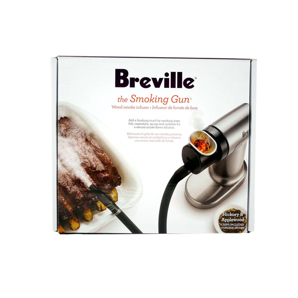 BREVILLE HANDHELD 'SMOKING GUN' WOODSMOKE INFUSER, APPLIANCES, Styles For Home Garden & Living, Styles For Home Garden & Living