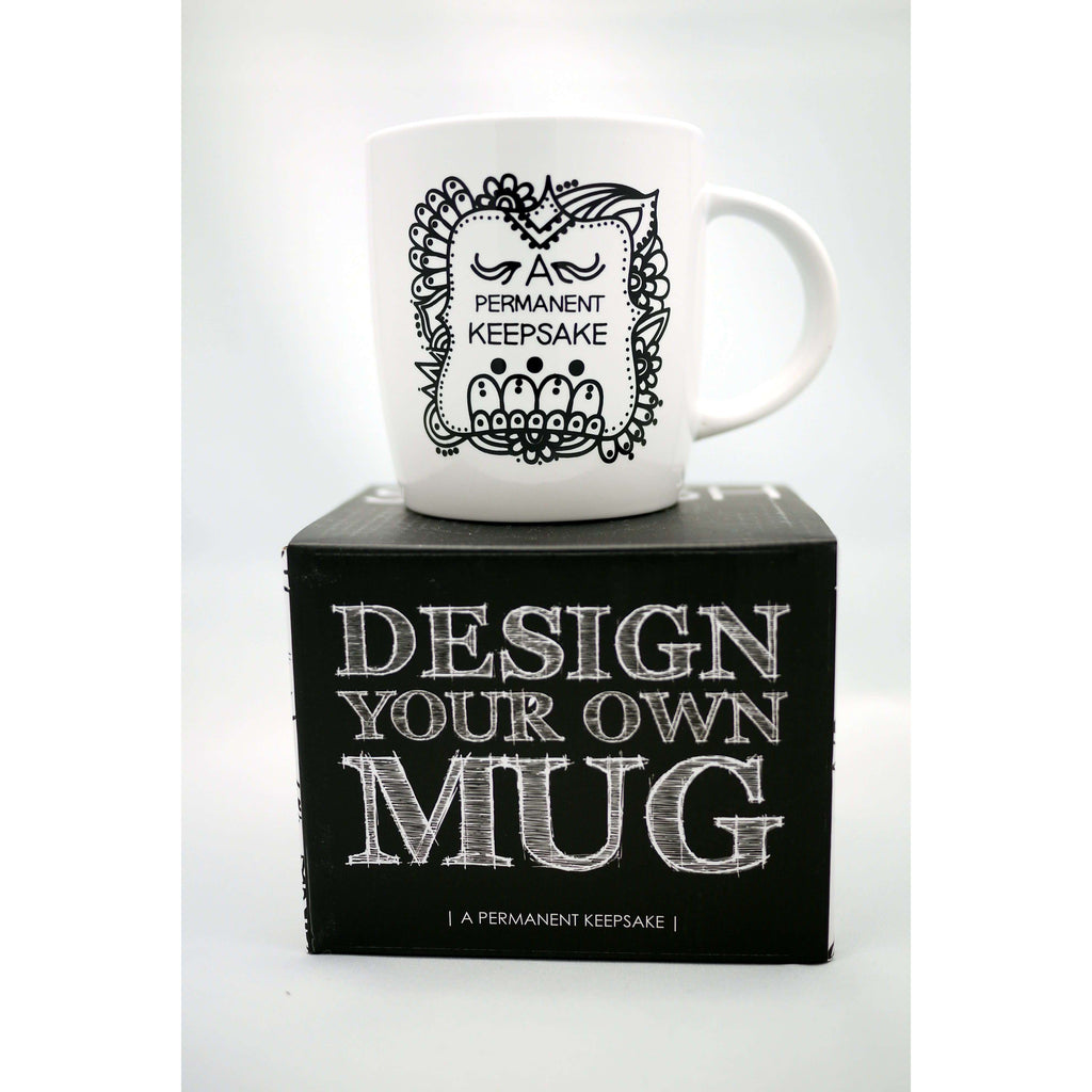 DESIGN YOUR OWN MUG, GIFTWARE, Styles For Home Garden & Living, Styles For Home Garden & Living