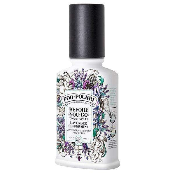 LAVENDER PEPPERMINT POO-POURRI 4OZ, BED AND BATH, Styles For Home Garden & Living, Styles For Home Garden & Living