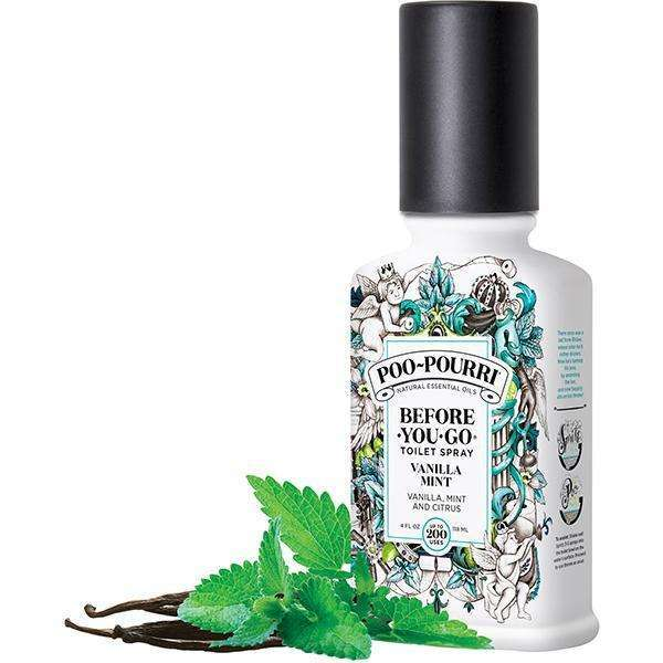 POO-POURRI 4OZ VANILLA MINT, BED AND BATH, Styles For Home Garden & Living, Styles For Home Garden & Living