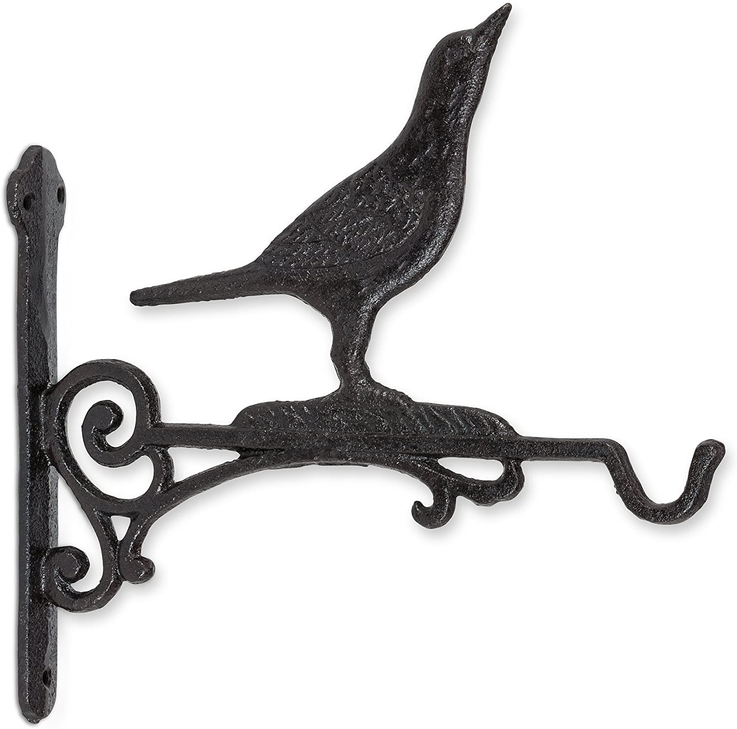 CAST IRON BIRD HOOK/HANGER