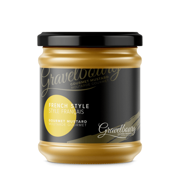 GRAVELBOURG MUSTARD FRENCH STYLE, FOOD, Styles For Home Garden & Living, Styles For Home Garden & Living