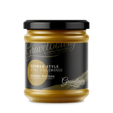 GRAVELBOURG MUSTARD GERMAN STYLE, FOOD, Styles For Home Garden & Living, Styles For Home Garden & Living