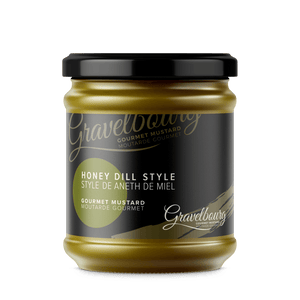 GRAVELBOURG MUSTARD HONEY DILL, FOOD, Styles For Home Garden & Living, Styles For Home Garden & Living