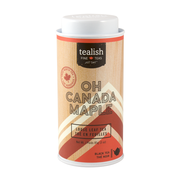 TEALISH OH CANADA MAPLE TEA
