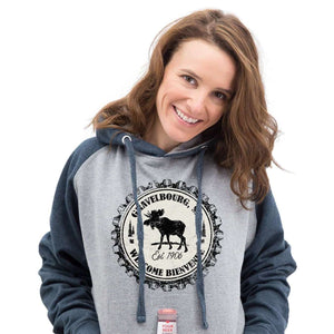 GRAVELBOURG SWEATSHIRT CHARCOAL - UNISEX, WOMS, Styles For Home Garden & Living, Styles For Home Garden & Living