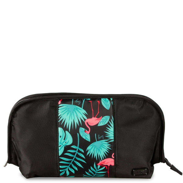 LUG FLASH TRAVEL COSMETIC CASE FLAMINGO, ACCESSORIES, Styles For Home Garden & Living, Styles For Home Garden and Living