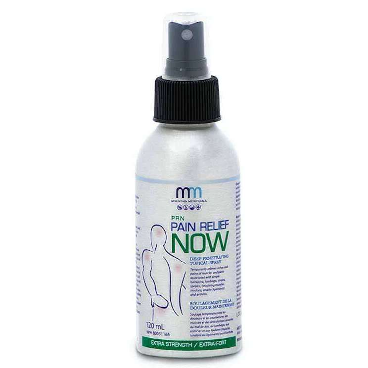 MOUNTAIN MEDICINALS PAIN RELIEF NOW SMALL SPRAY BOTTLE, HEALTH AND BEAUTY, Styles For Home Garden & Living, Styles For Home Garden & Living