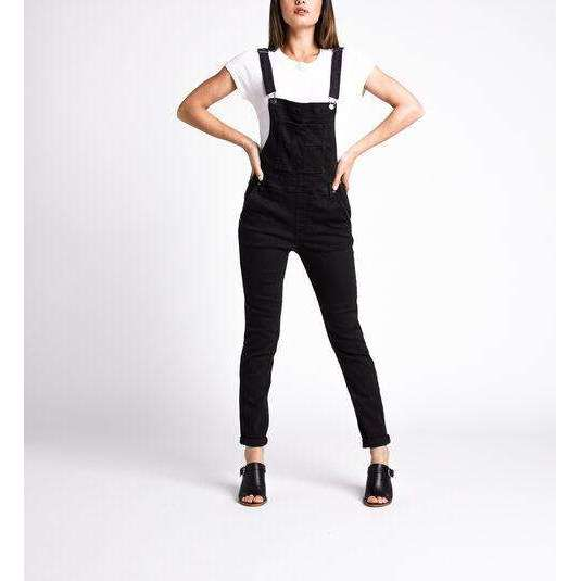 SILVER JEANS OVERALL SLIM LEG JEANS, WOMENS, Styles For Home Garden & Living, Styles For Home Garden & Living