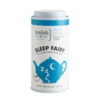 TEALISH TIN SLEEP FAIRY