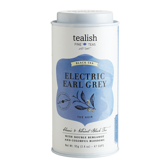 TEALISH ELECTRIC EARL GREY TEA