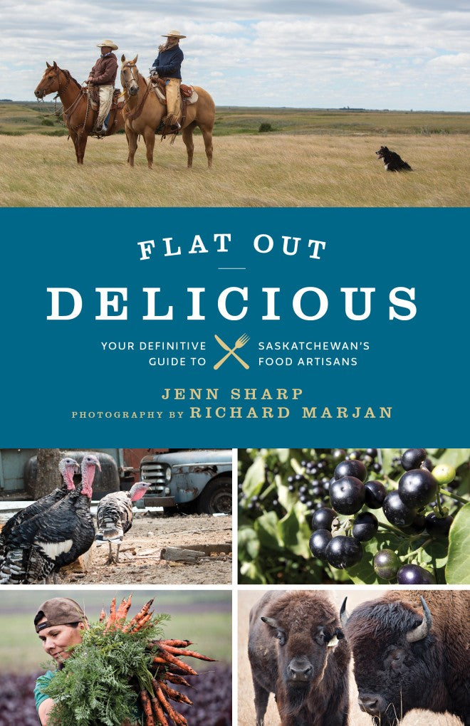 FLAT OUT DELICIOUS BOOK BY JENN SHARP, HOME AND GARDEN DECOR, Styles For Home Garden & Living, Styles For Home Garden & Living