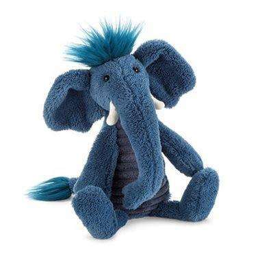 JELLYCAT ALFRED ELEPHANT, TOYS, Styles For Home Garden & Living, Styles For Home Garden and Living