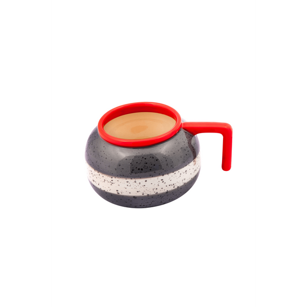 MAIN & LOCAL CURLING MUG, NOVELTY, Styles For Home Garden & Living, Styles For Home Garden & Living