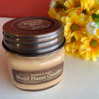 WOOD FLAME CANDLES PUMPKIN SPICE 6 OZ