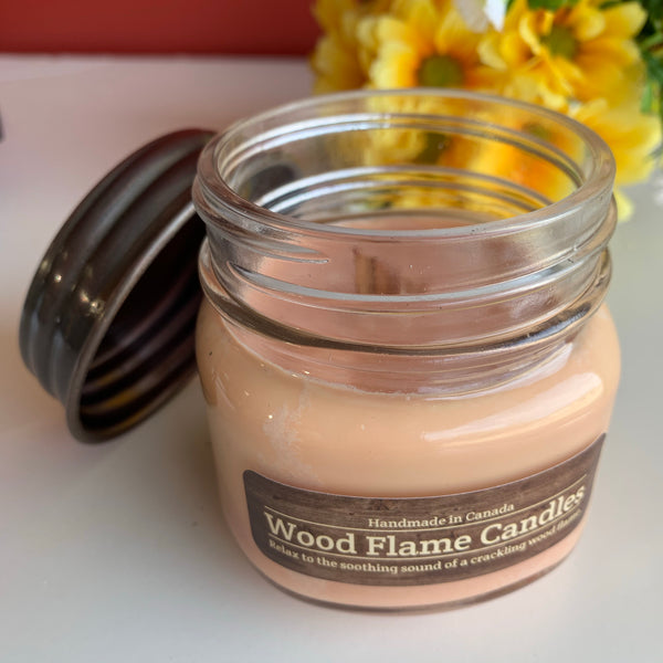 WOOD FLAME CANDLES FRESH CITRUS 6OZ