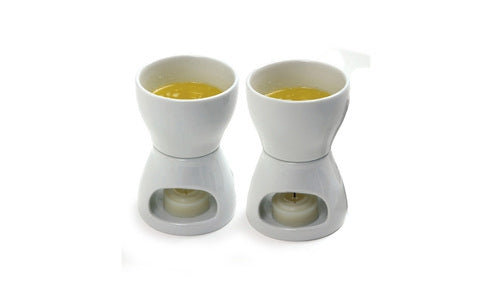NORPRO BUTTER WARMER SET OF 2