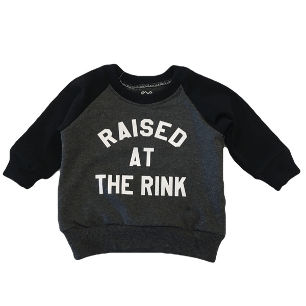 PORTAGE + MAIN RAISED AT THE RINK SWEATSHIRT, KIDS, Styles For Home Garden & Living, Styles For Home Garden & Living