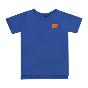 T-shirt - Bleu smalt