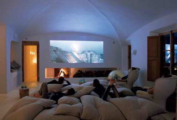 Home theater - HEXA Eclipse projector