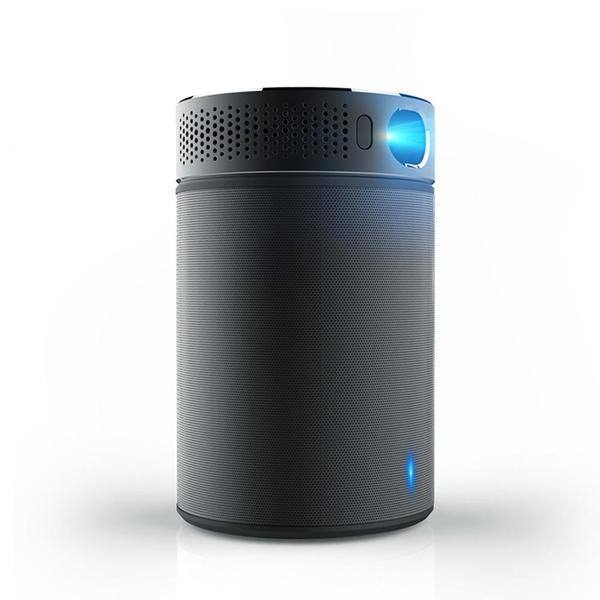 portable projector with speaker - HEXA Eclipse