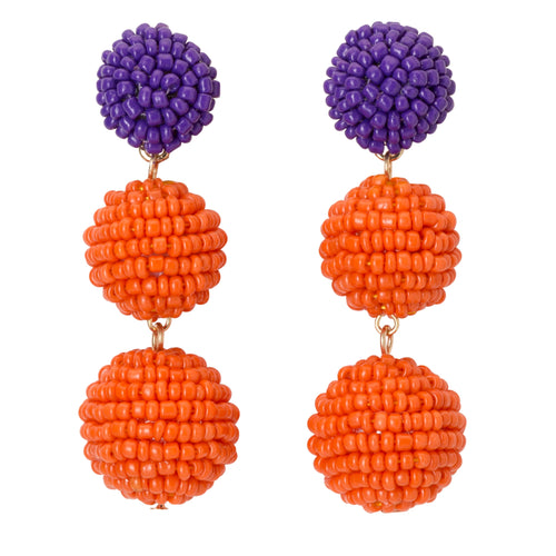 Orange/Purple