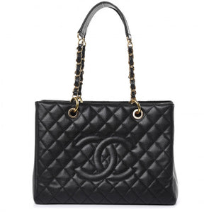 Chanel Caviar Quilted GST Handbag
