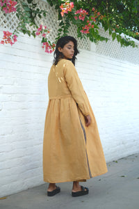 SUNGOLD LAYER UP DRESS