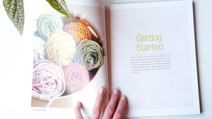 Pretty Punch Needle Book