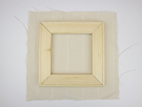punch needle frame