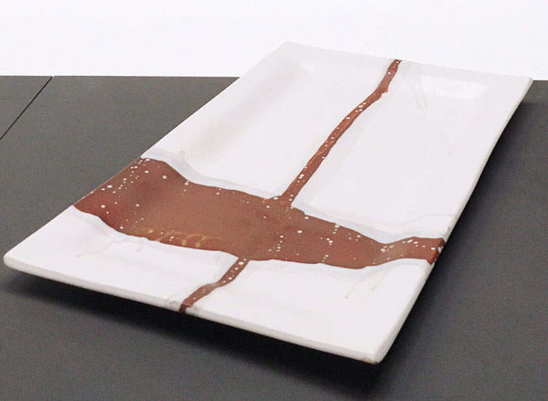 Alex Marshall Studios Ceramic Large Rectangle Platter