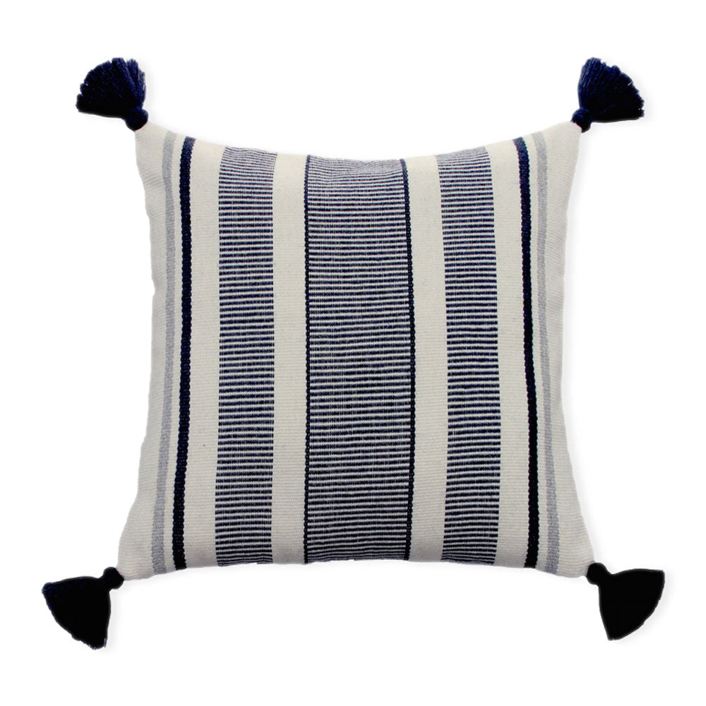 Blue Cierre Alpaca Pillow Cover