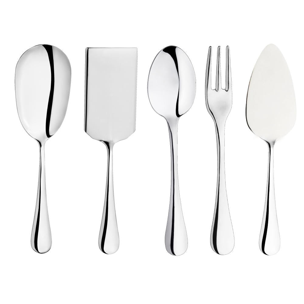 Inoxriv Aurora 5-Piece Serving Set