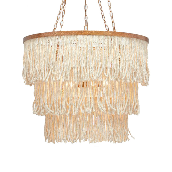 Made Goods Arricka Chandelier