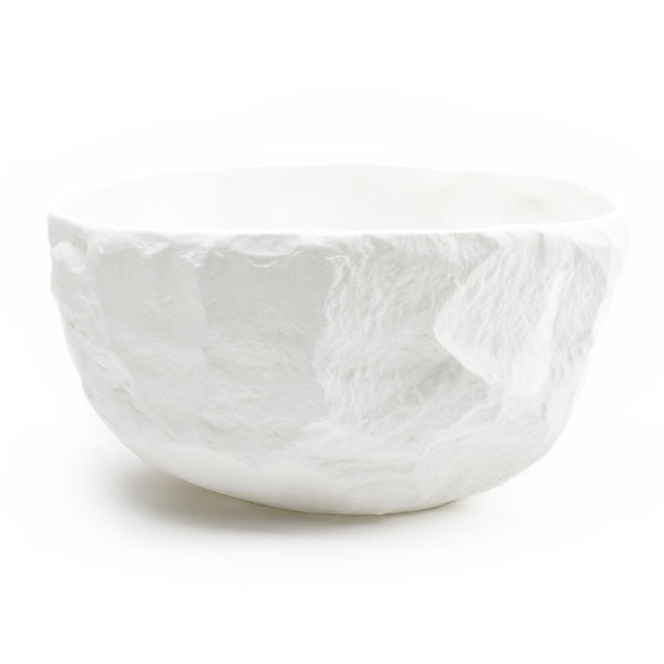 Crockery White - Large Deep Bowl