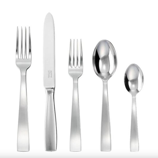 Sambonet Gio Ponti Stainless Steel Flatware Set