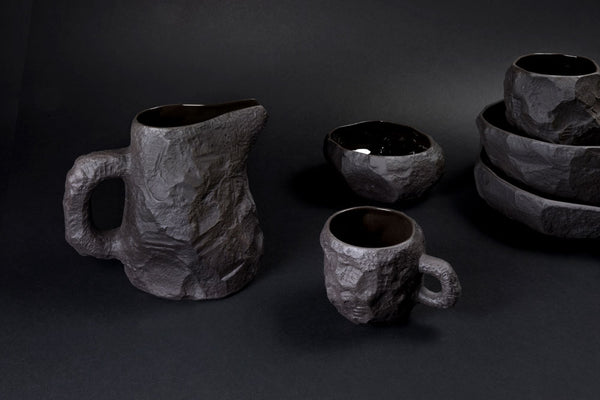 1882 Ltd. Crockery Black - Mug