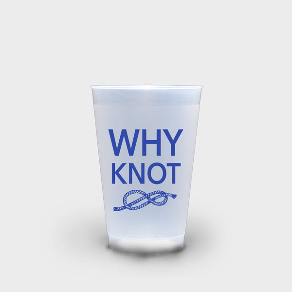 Why Knot Roadie Cups 16 oz