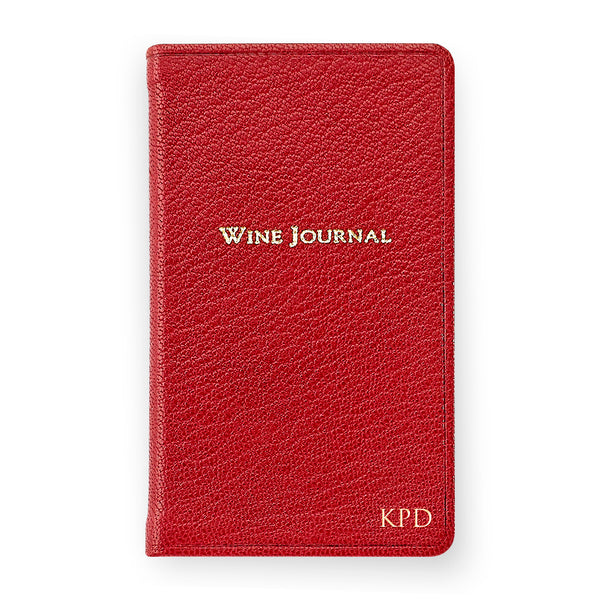 Red Wine Journal