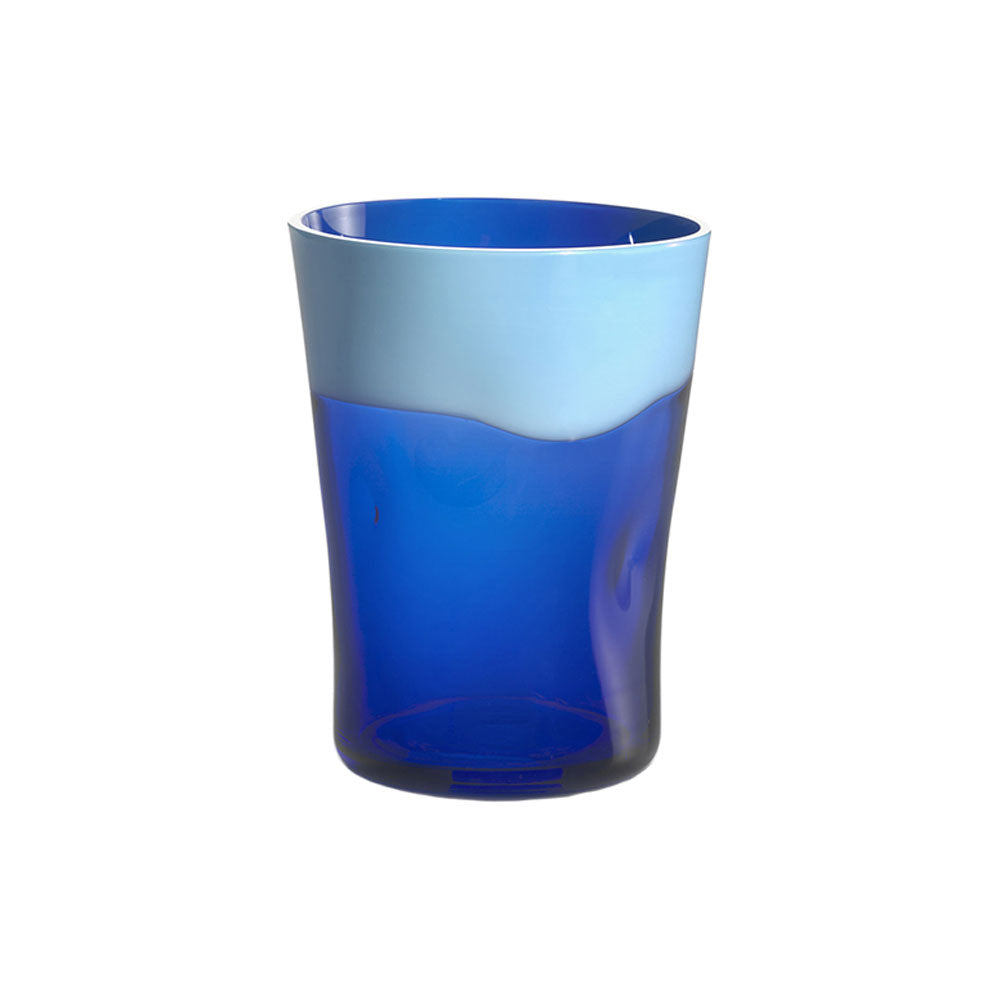 Light Blue with Blue Dandy Tumbler