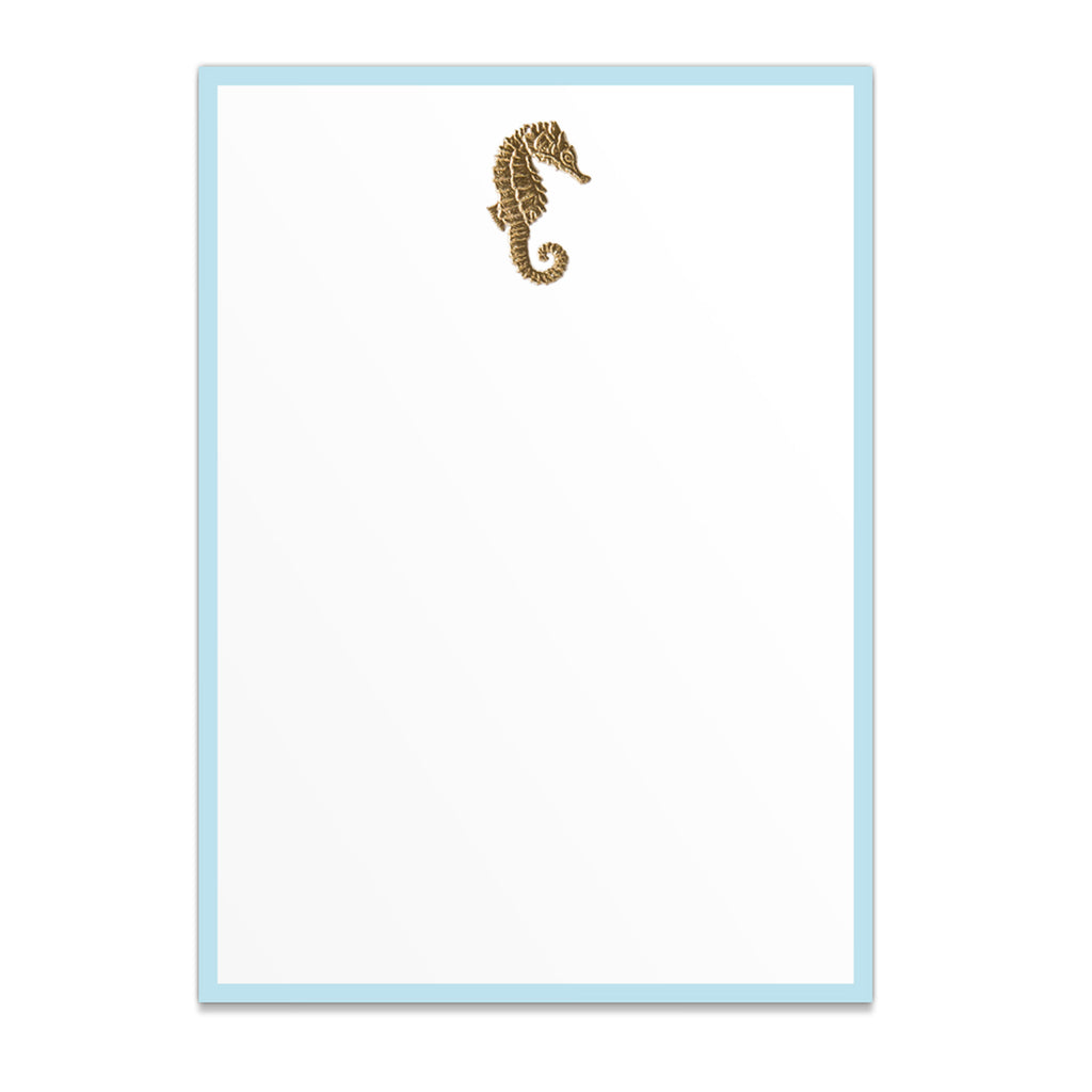 Sea Horse Thank You Notes