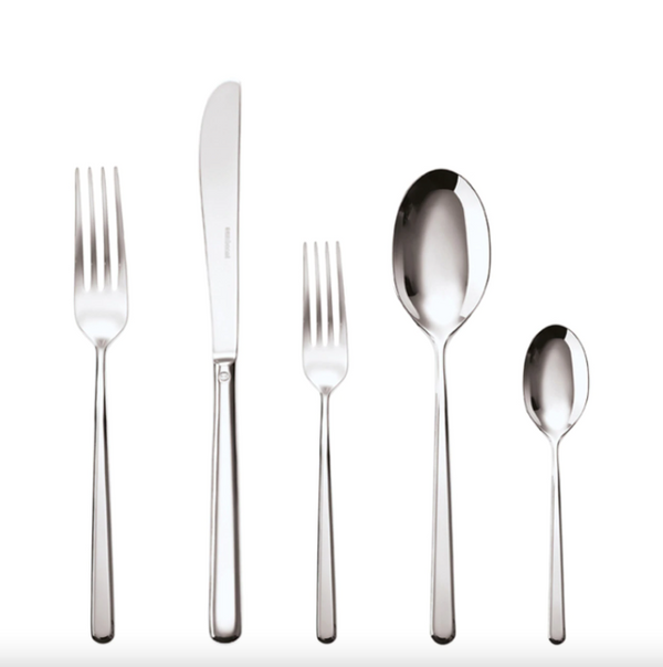 Sambonet Linear Stainless Steel Flatware Set