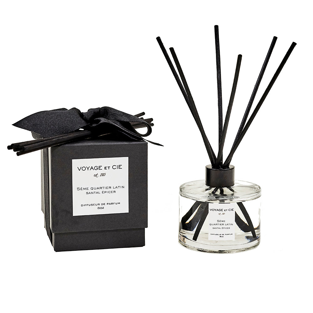 Voyage et Cie Tuilleries diffusers