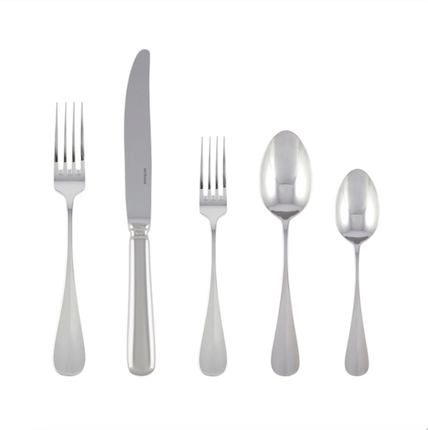 Sambonet Baguette Stainless Steel Flatware Set
