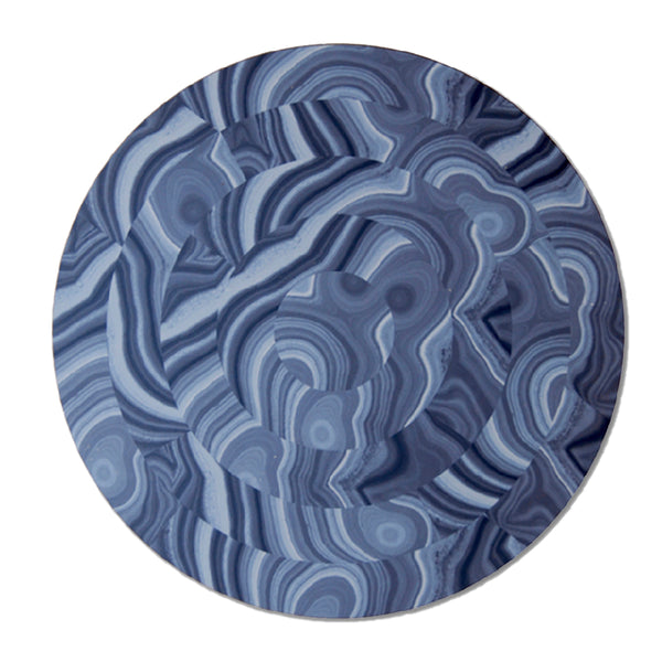 Tisch New York Malachite Blue Placemat