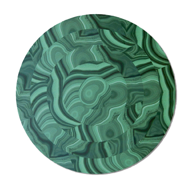 Malachite Green Placemat