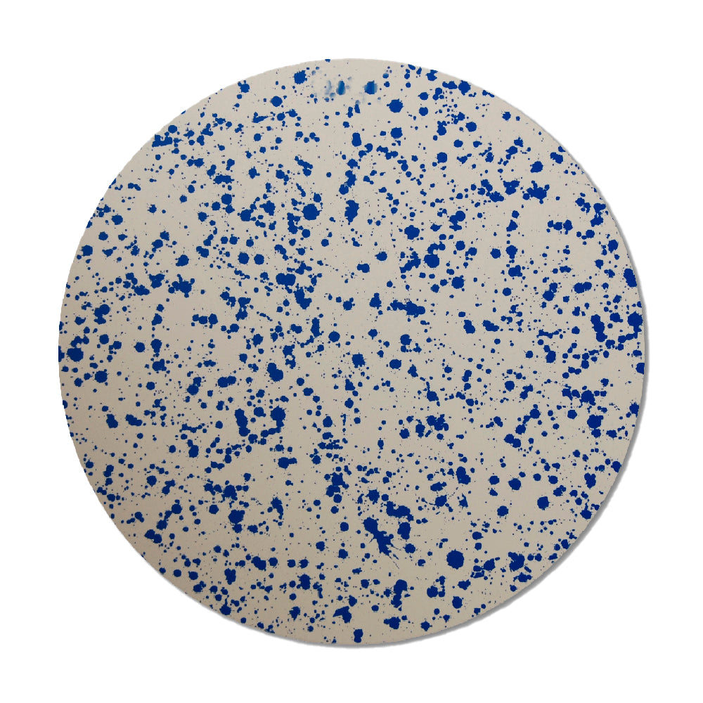 Tisch New York Splatter Cobalt Placemat